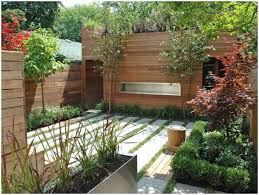 Backyard Fence Ideas Pictures Backyards Trendy Great Creative Front Yard Fences With Fence