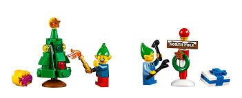 christmas comes early to lego land with santa u0027s workshop kotaku