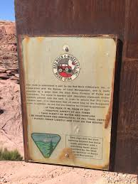 jeep trail sign 50th easter jeep safari cliff hanger trail ride quadratec