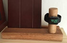 diy wood charging station 6 of the best diy apple watch charging stands