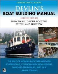 booktopia devlin u0027s boat building manual how to build any boat