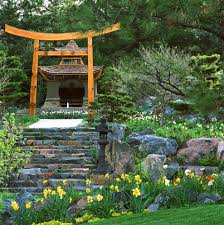japanese yard decor ideas gardening ideas on a budget garden