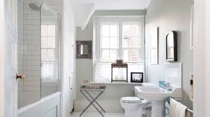 create a scheme that lets your bathroom suite shine the room edit