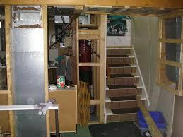 Cold Air Return Basement by Starting To Renovate The Basement Greg Maclellan