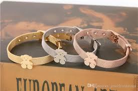stainless steel charm bracelet images Ts stainless steel charm bracelet bear jewelry high quality belt jpg