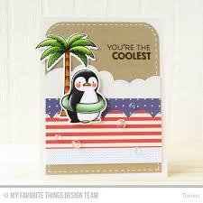 45 best cards penguins images on mft sts