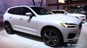 xc60 r design 2018 volvo xc60 t8 r design exterior interior walkaround debut