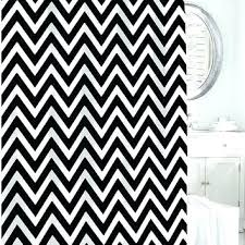 Black And White Blackout Curtains Black And White Chevron Curtains Chevron Shower Curtain Black