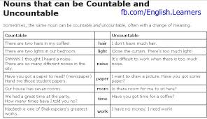 Countable And Uncountable Nouns Teaching Copy Of Countable And Uncountable Nous Lessons Tes Teach