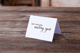 wedding card for groom wedding card to or groom on the day of i can t wait to