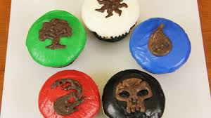 magic the gathering cupcakes nerdy nummies youtube