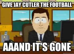 Jay Meme - 10 best jay cutler memes that sum up his time with the chicago