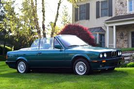 bmw e30 328i for sale 1991 bmw 325i convertible german cars for sale