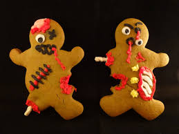 zombie gingerbread men cookies with yoyomax12 youtube