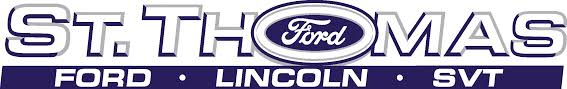 logo ford png st thomas ford svt new u0026 used car dealership