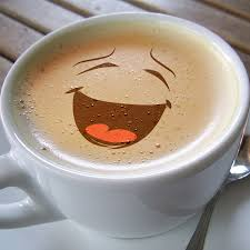 Freshly Roasted Coffee Bean For Halloween Drinks