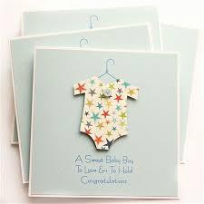baby boy card new baby newborn baby suit grandson
