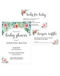 editable baby shower invitation templates to make the perfect
