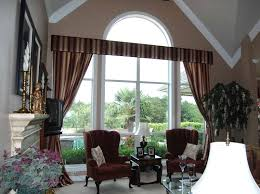 Patio Door Valance Ideas Arched Kitchen Window Treatment Ideas U2013 Day Dreaming And Decor