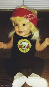 20 funny baby costumes that won halloween guns n roses baby