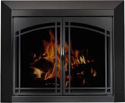 fireplace glass door replacement parts home design u0026 interior design