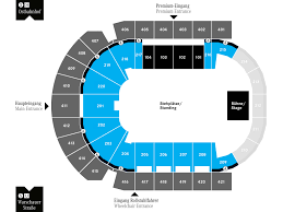 The O2 Floor Plan seating charts mercedes benz arena berlin