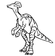 Corythosaurus Dinosaur Coloring Pages Animal Coloring Pages