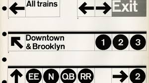 Massimo Vignelli Subway Map by Massimo Vignelli U0027s Nyc Subway Manual Is Coming Back In Print