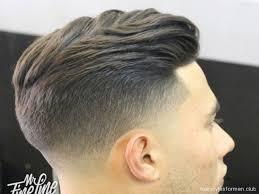 blended haircut hair styles for men