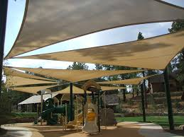 fabric structure shades playground 6