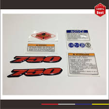 online buy wholesale suzuki 750 decals from china suzuki 750