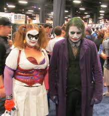 The Joker And Harley Quinn Halloween Costumes Harley Quinn Ranks As Most Popular Costume This Halloween Neogaf