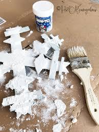 diy wooden snowflake h20bungalow