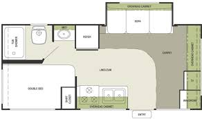 Rockwood Trailers Floor Plans 2004 Forest River Rockwood Travel Trailer Rvweb Com