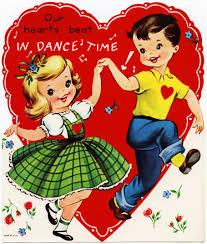 halloween dance clipart old design shop free digital image vintage children u0027s valentine