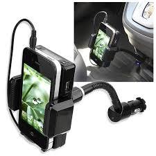 agptek wireless in car bluetooth fm transmitter radio adapter car