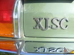 classic jaguar xjs c xj sc xjs cabriolet convertible xj 1983 3 6