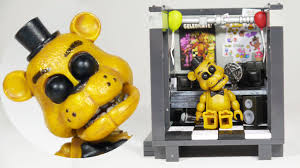 Lego Office Fnaf The Office Five Nights At Freddy U0027s Toy Review Mcfarlane