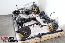subaru sti 04 jdm jdm 04 05 subaru impreza sti v8 dccd 6 speed transmission swap