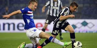 Pertandingan Sampdoria vs Juventus