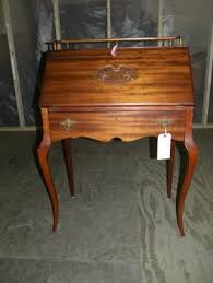 antique ladies writing desk english slant front desk completed furniture desks secretaries