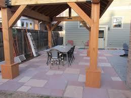 Outdoor Patio Covers Pergolas Outdoor Living Space Patio Cover Pergola Cedar Post And Beam