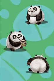 baby po u2013 kung fu panda sunflare arthouse