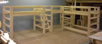 Custom Bunk Beds Bedroom Makeovers U0026 Custom Loft U0026 Bunk Beds Page 1
