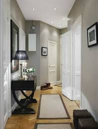 paint your interior doors black or dark chocolate brown it makes