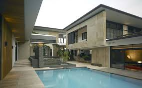 Modern Hill House Designs Modern House Design At Astrid Hill By K2ld Architects Interior