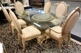 round glass top pedestal dining table fantastic round pedestal glass top dining table excellent best glass