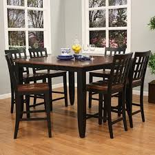 Classy  High Top Kitchen Table And Chairs Design Decoration Of - High top kitchen table