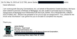 proof of ongoing foreclosure fraud and mortgage document