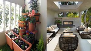Small Balcony Furniture by Apartment Balcony Decorating Creative Ideas Small Balcony Gardens